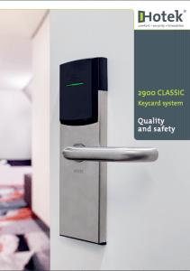 Catálogo Hotek RFID