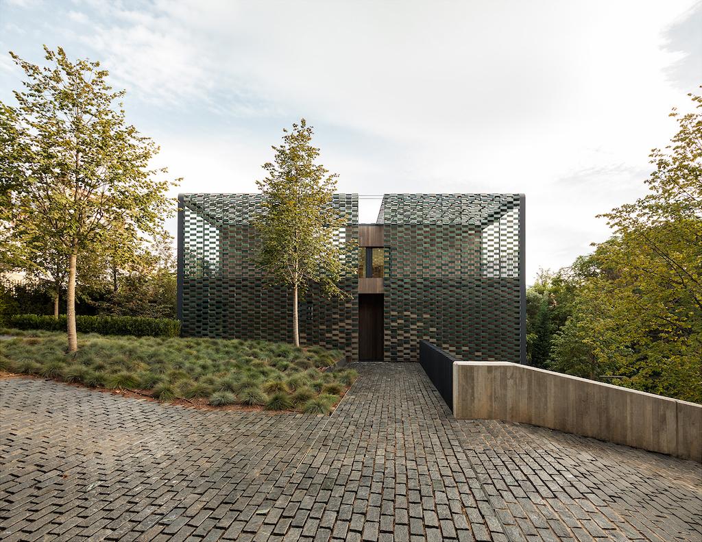 La Obra PMMT TR HOUSE ganadora del premio Palmarés Architecture Aluminium