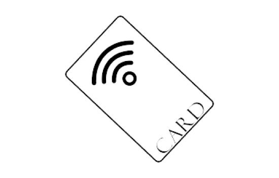 CARD DI PROSSIMITÀ CONTACTLESS RFID