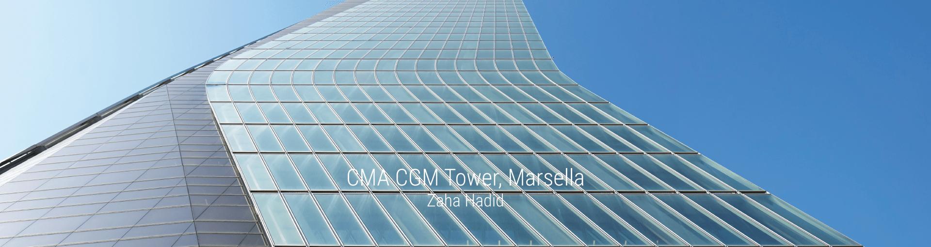 CMA CGM Tower - Marsella
