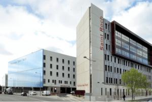fsb ergosystem a100 chantier polyclinique st roch