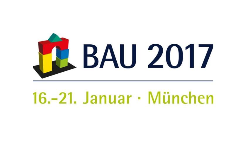 BAU 2017 – Munich