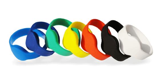 Utilisation en expansion: Le bracelet RFID