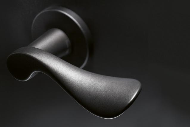 Nuevo catálogo de FSB de aluminio anodizado shot-blasted