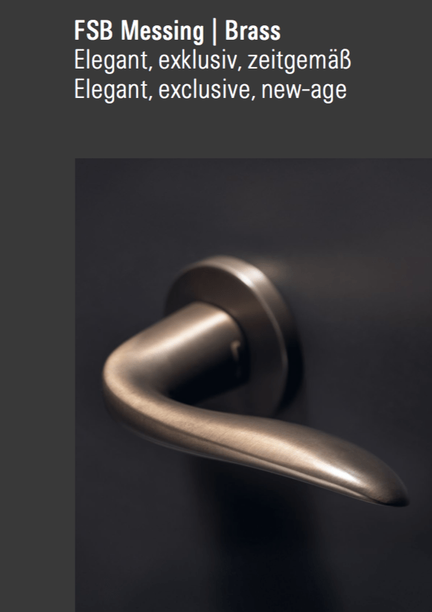 Catálogo Latón