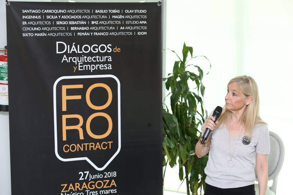 New Lock Systems participa en la jornada Foro Contract de Zaragoza