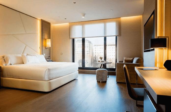 Proyecto Hotel VP Plaza De España Design 5*