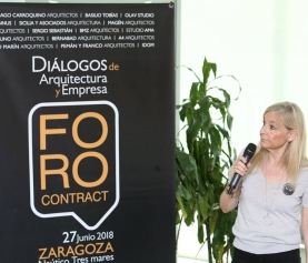 New Lock Systems participa en la jornada Foro Contract de Zaragoza