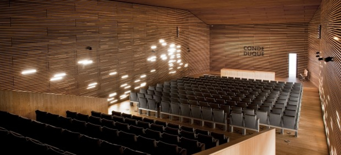 Auditorio Espacio Conde Duque – Madrid