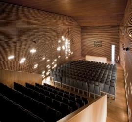 Auditorio Espacio Conde Duque – Madrid