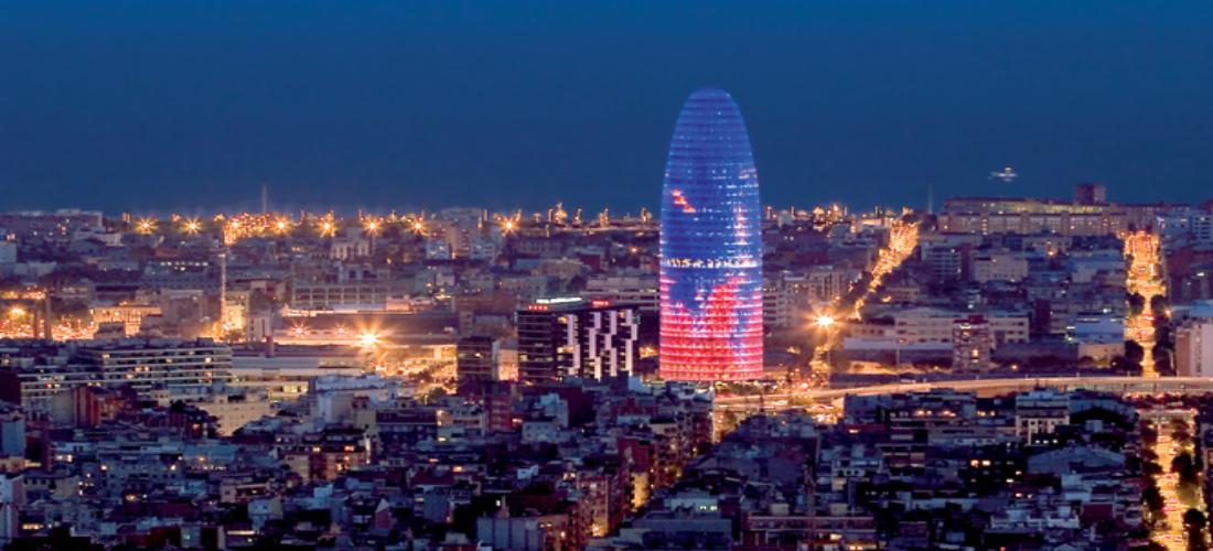 Edificio AGBAR – Barcelona