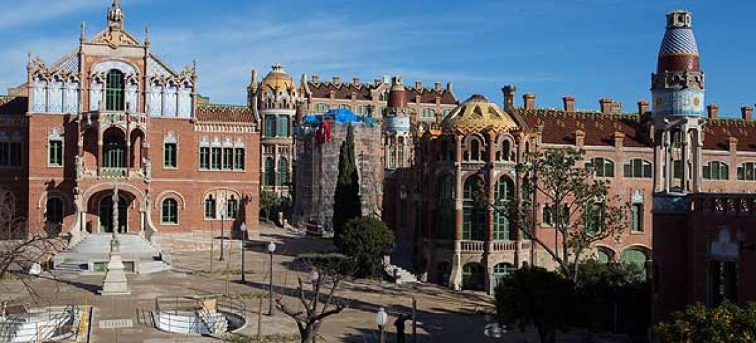 Hospital de Sant Pau – Barcelona