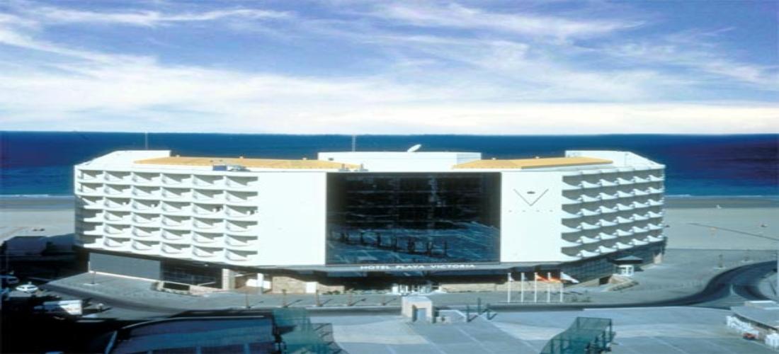 Hotel Playa Victoria – Cádiz