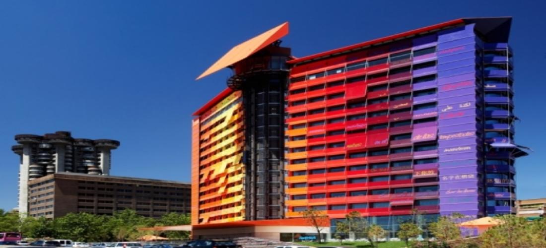 Hotel Silken Puerta de América