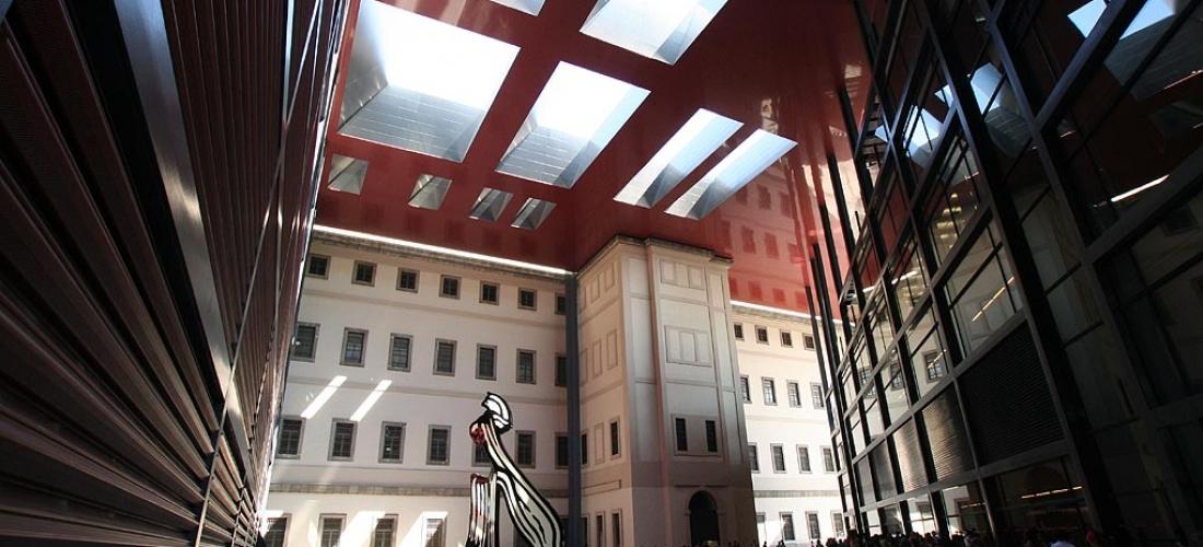 Museo Reina Sofia – Madrid