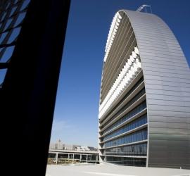 Sede BBVA – Edificio La Vela