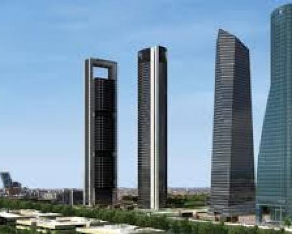 Torre Sacyr – Madrid