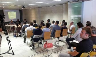 Diálogos de Arquitectura y Empresa en Valencia