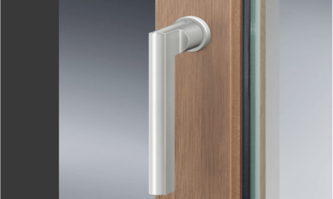Nueva manilla para ventana FSB de diseño minimalista